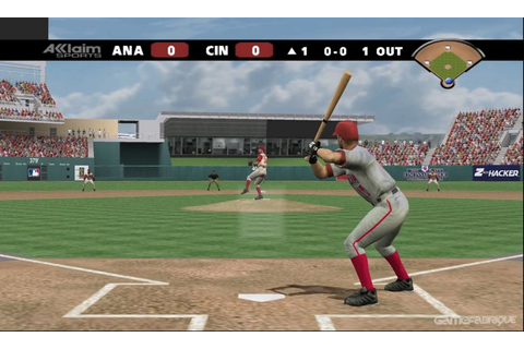 All-Star Baseball 2004 Download Game | GameFabrique