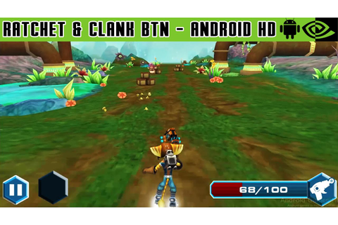 Ratchet and Clank: Before the Nexus - Gameplay Nvidia ...