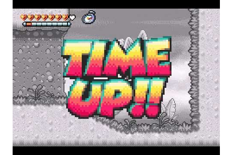 Wario Land 4 HM Bonus #3: Time Up!! - YouTube