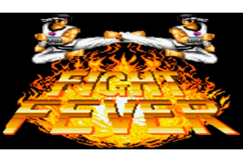 Fight Fever (Arcade) - YouTube