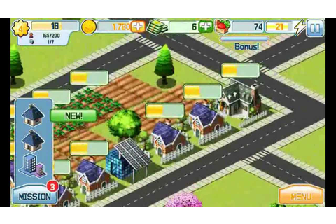 Little Big City Android Game Play (HD) - YouTube