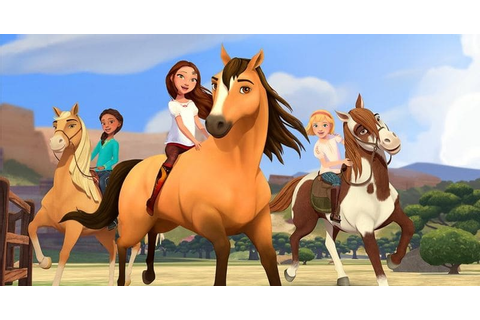 'Spirit Riding Free': New episodes of Dreamworks series ...