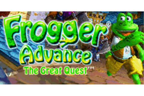Frogger Advance: The Great Quest Download Game | GameFabrique