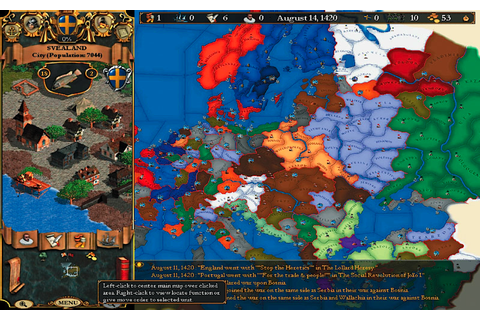 Europa Universalis 2 Game - Free Download PC Games and ...