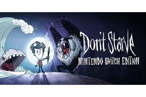 Don't Starve: Nintendo Switch Edition | Nintendo Switch ...