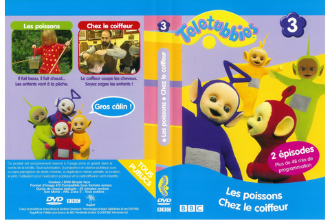 Pin Jaquette Dvd Teletubbies Vol 1 Genuardis Portal on ...