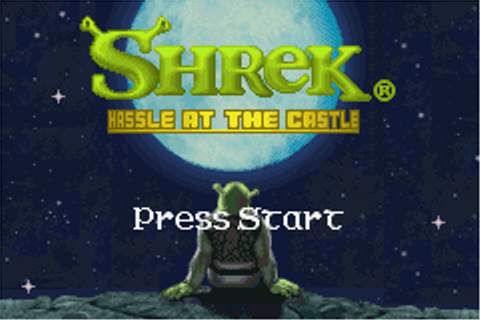 Shrek Hassle at the Castle (U)(Venom) ROM