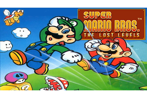 Super Mario Bros: The Lost Levels - YouTube
