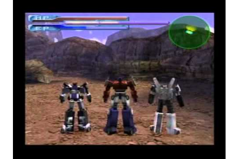 Transformers Autobot Stage 1-1 (PS2 Japan) - YouTube