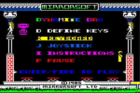 Download Dynamite Dan - My Abandonware