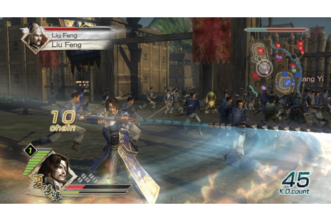 Tai Game Dynasty Warriors 6 Full English: Software Free ...