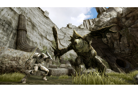 Official Infinity Blade Website