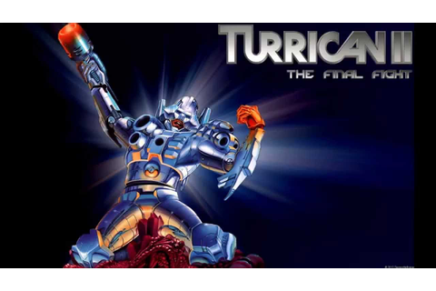 Turrican II - The Final Fight - guitar cover - YouTube