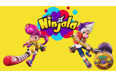 Ninjala gets its first big gameplay trailer | Nintendo Wire