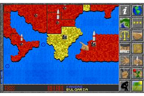 Global Domination Download (1993 Strategy Game)