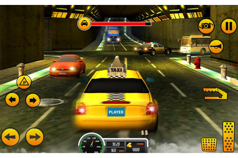Crazy Taxi Car Driving Game: City Cab Sim 2018 APK ...
