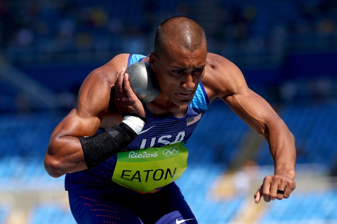 Decathlete Ashton Eaton Returns to Olympic Games ...