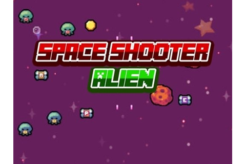 Space Shooter Alien - Play Free Game Online on uBestGames.com
