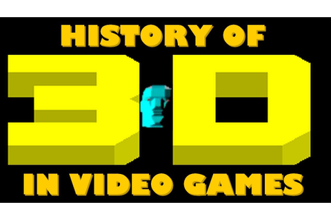 History of 3D in Video Games - YouTube