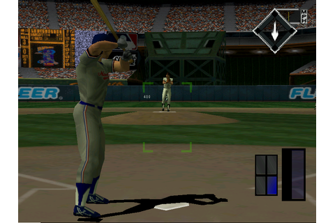 All-Star Baseball 99 Download Game | GameFabrique
