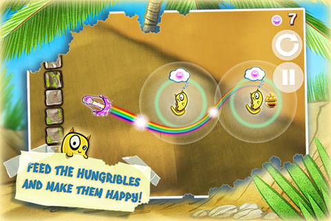 Hungribles | Articles | Pocket Gamer