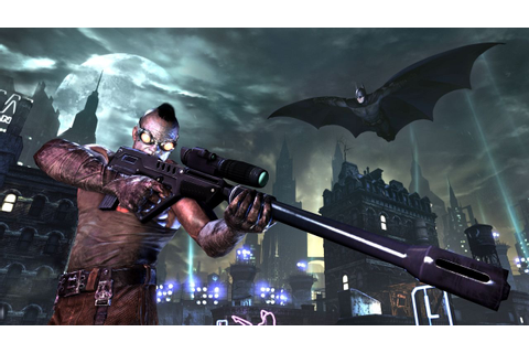 BATMAN: ARKHAM CITY Video Game Images | Collider