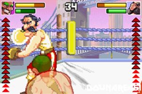 Punch King Arcade Boxing GBA Rom - Download Game PS1 PSP ...
