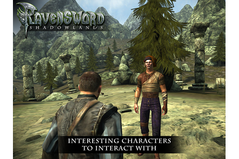 Ravensword: Shadowlands 3d RPG - Android Apps on Google Play