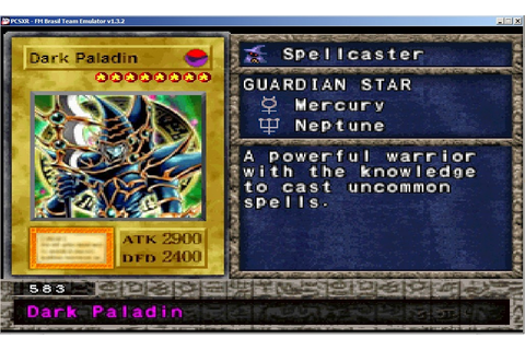 [PC GAME] Yu-Gi-Oh! Forbidden memories 2 For PC - Ryuko ...