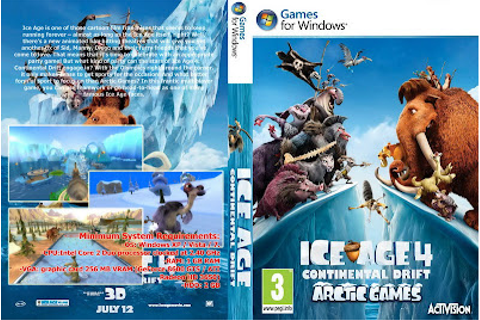 Ice Age 4 Continental Drift Arctic Games Download Free ...