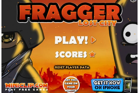 Fragger Lost City - Free To Play Browser Game ...