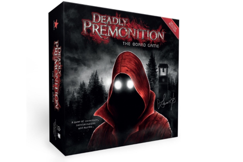 Deadly Premonition: The Board Game Now Available for Pre ...