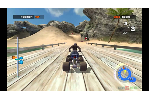 ATV Quad Power Racing 2 - Gameplay Xbox HD 720P - YouTube