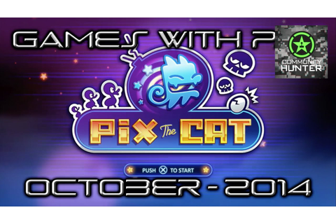 Games with PS+ - Pix The Cat - YouTube