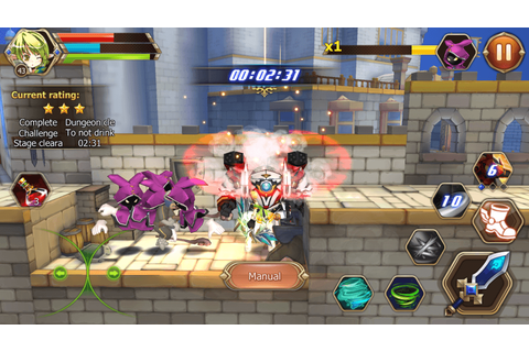Elsword: Evolution launches, mobile spin-off to PC hit ...