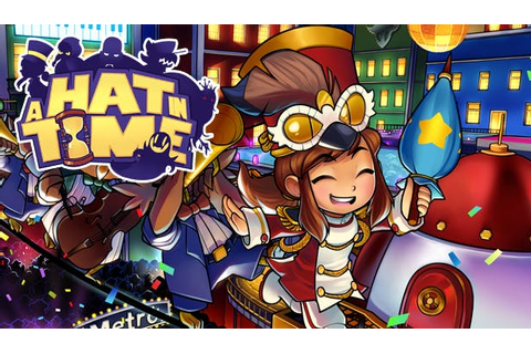 Buy A Hat in Time - Deluxe Edition from the Humble Store