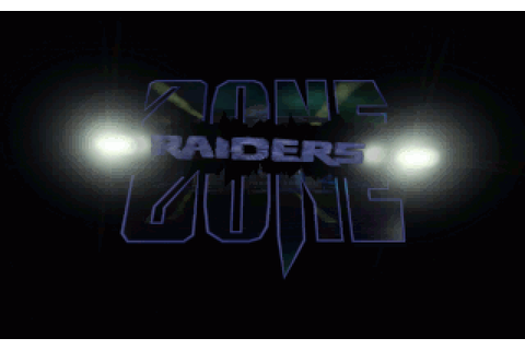 Zone Raiders (1995) by Image Space MS-DOS game