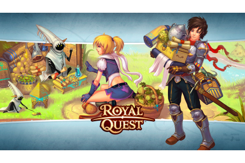 Royal Quest Review and Download – MMOBomb.com