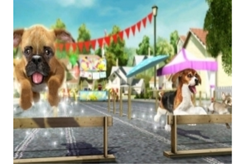 Petz Sports: Dog Playground - Wii All in 1!