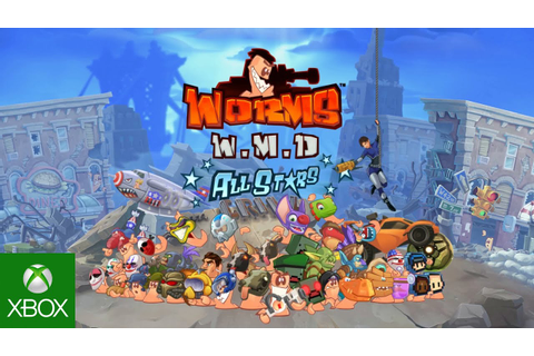 Worms WMD All Star Pack - YouTube