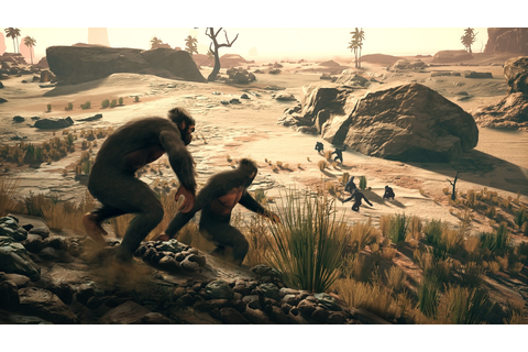 Ancestors: The Humankind Odyssey is the game I've always ...