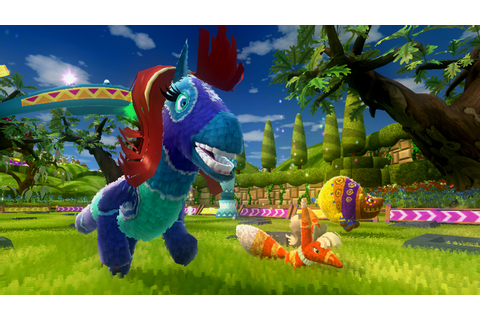 Chalgyr's Game Room: Viva Pinata: Party Animals - Xbox 360 ...