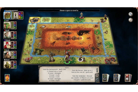 Talisman: Digital Edition announced for PS4 and PS Vita ...