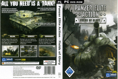 Pc panzer elite action fields of glory english www ...