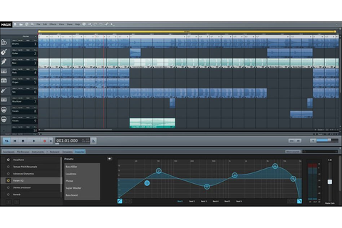 MAGIX Music Maker Premium - PC Review - Chalgyr's Game Room