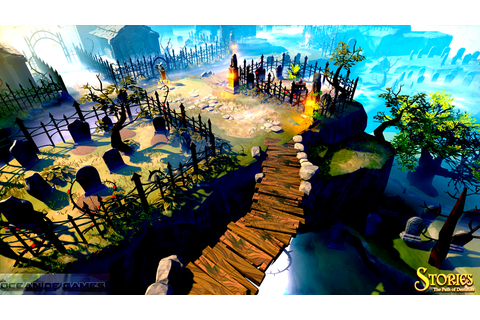 Stories The Path of Destinies Free Download - Ocean Of Games