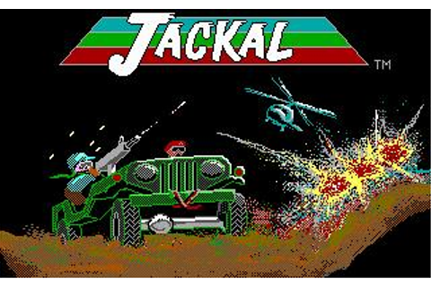 Jackal Download (1988 Arcade action Game)