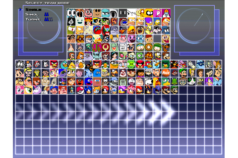 Mugen All Characters Download Free - dagorportable