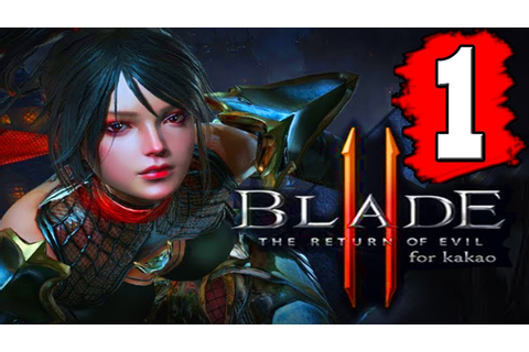 BLADE 2 The Return of Evil: Gameplay Walkthrough Part 1 ...