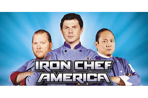 Iron Chef America: Supreme Cuisine officially cooked up ...